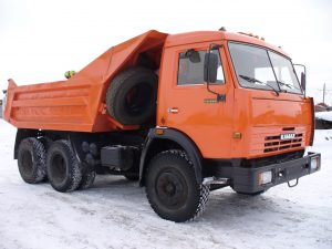 Samosval-KamAZ-55111
